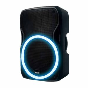 "Alto TSL-115 Active Speaker with 15"" Woofer & Circular LED Array"