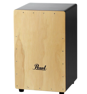 Pearl Club Cajon with Black Body