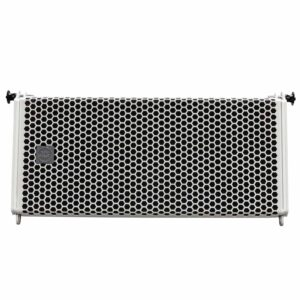 RCF HDL 26-A W, 1400 Wpeak, RDNet, active array module, white