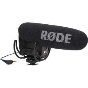 Rode VideoMic Pro Camera-Mount Shotgun Microphone