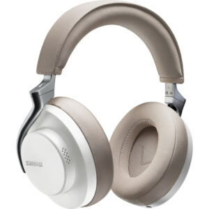 Shure AONIC 50 Premium Wireless Noise-Canceling Headphone - White