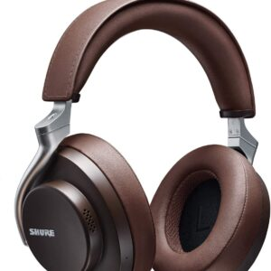 Shure AONIC 50 Premium Wireless Noise-Canceling Headphone - Brown