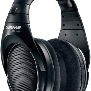 Shure SRH1440 Open-back Pro Studio Headphones
