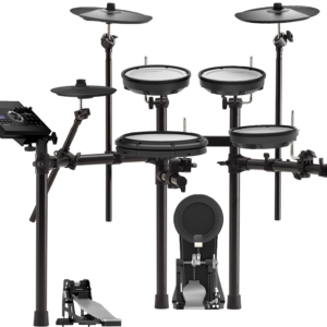 Roland TD-17KV-L Electronic Drumkit with MDS-COM Stand