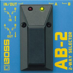Roland AB-2 2-Way Selector