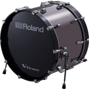Roland KD-220 Bass Drum Black
