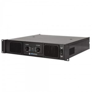 HPS 1500 Class H power amplifier