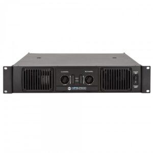 HPS 2500 Class H power amplifier