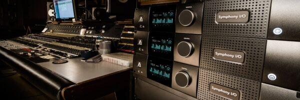 Apogee Symphony I/O Mk II 8x8 - Thunderbolt
