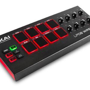AKAI LPD8 Wireless MIDI Pad Controller