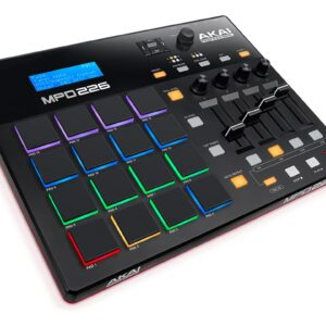 MPD226 Feature-Packed, Highly Playable Pad Controller