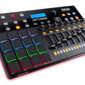 AKAI MPD232 Playable Pad Controller