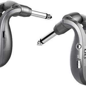 Xvive U2 Grey wireless guitar system