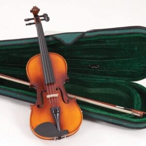 Antoni Debut Violin Outfit - 1/4 Sized