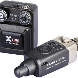 Xvive Audio U4 Wireless In-Ear Monitoring System
