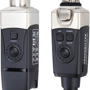 Xvive Audio U3C XLR Plug-on Wireless System for Condenser Microphone