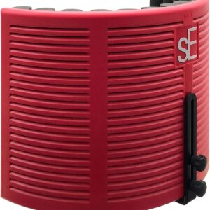 sE Electronics RF-X Reflexion Filter Vocal Booth ( Red )