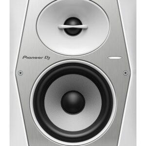 Pioneer VM-50-W Active Monitor Speaker (White)