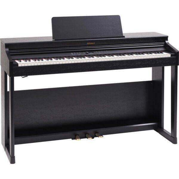 Roland RP-701 Digital Piano - Contemporary Black Finish