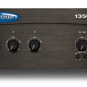 Crown 135MA 3-input 35W Mixer-Amplifier