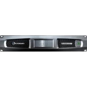 Crown Audio DCi 4 1250N Four-Channel Power Amplifier