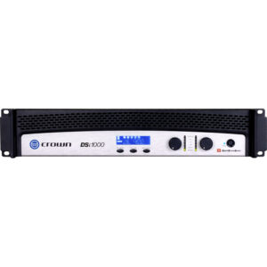 Crown Audio DSi-1000 2-Channel Solid-State Power Amplifier