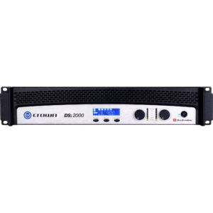 Crown Audio DSi-4000 2-Channel Solid-State Power Amplifier
