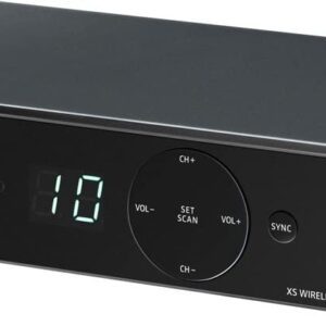 Sennheiser XSW 2-Ci1 Wireless Guitar System - A Range