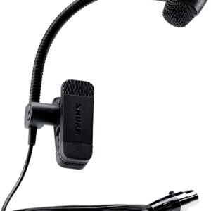 Shure PGA98H-TQG Cardioid Condenser Gooseneck Instrument Microphone