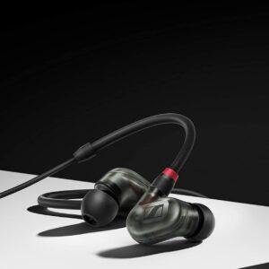 Sennheiser IE 400 Pro Monitor Earphones - Smoky Black