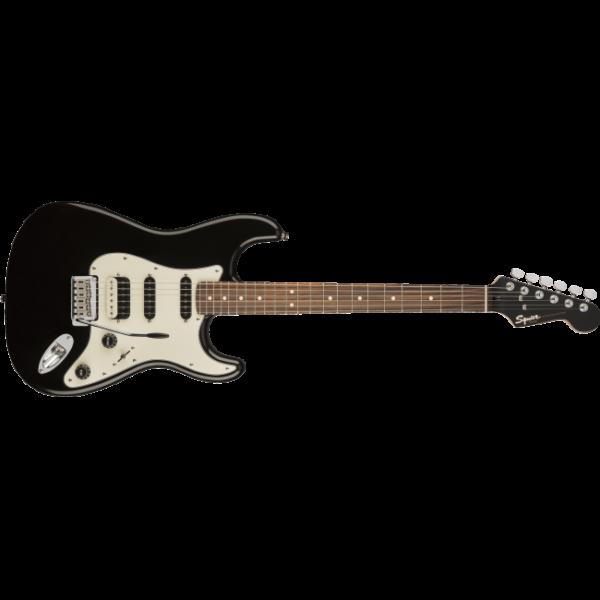 Fender Squier Contemporary Stratocaster HSS Black Metallic