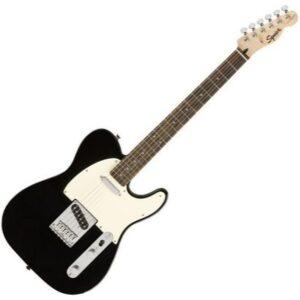 Fender Sq Bullet Tele Ll Blk Guitar