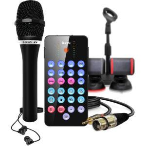 Icon Pro Audio LivePod Plus Streaming Bundle