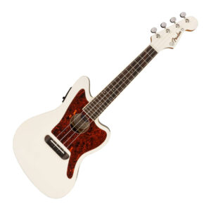 Fender Ukulele Fender Fullerton JZM UKE OLW no Bag