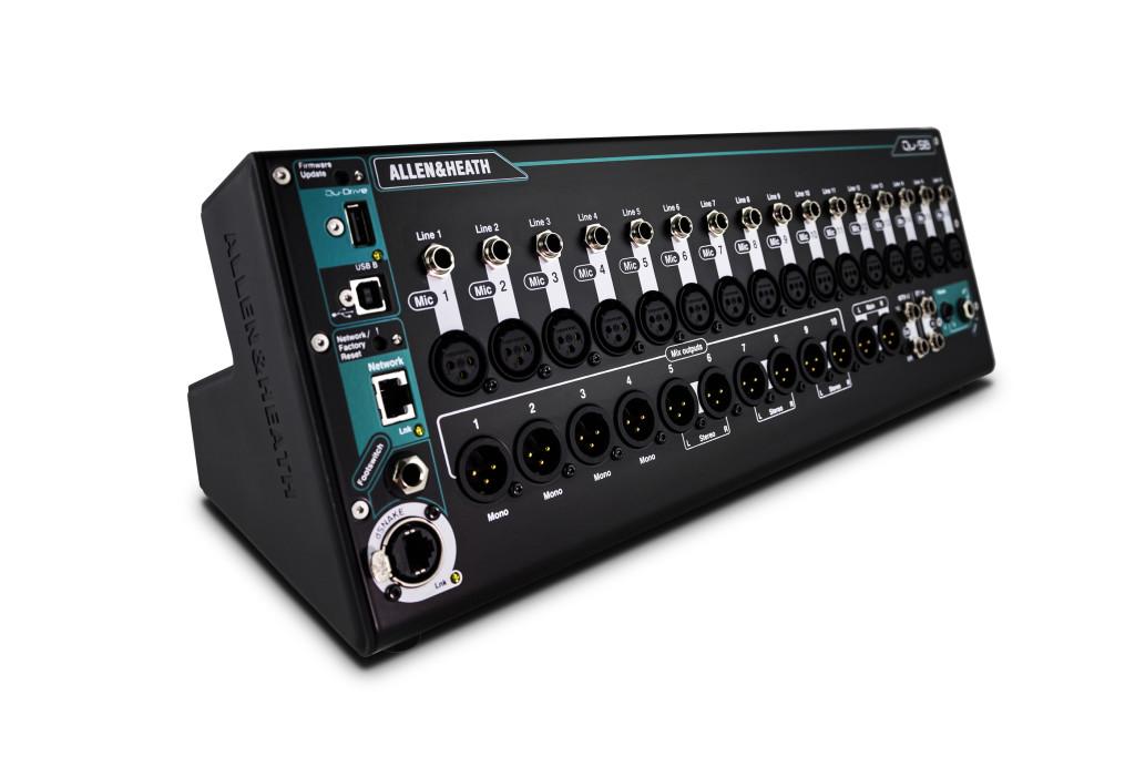 Allen & Heath Qu-SB 16-channel Portable Digital Mixer