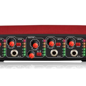 Icon REOAMP Compact 4-channels headphone amplifier
