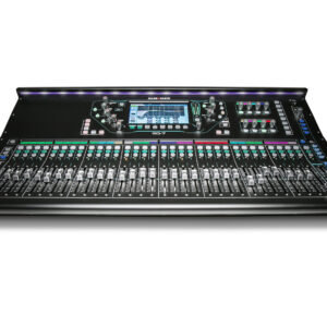 Based on Allen & Heath's acclaimed XCVI 96kHz FPGA audio engine, the SQ-7 digital mixer delivers extensive live sound mixing capabilities.