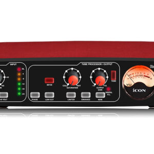 Icon ReoTube G2X Instrument preamp