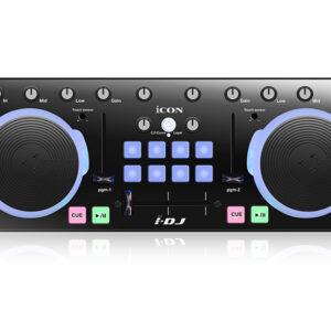 Icon IDJ DJ Control Surfaces Controller
