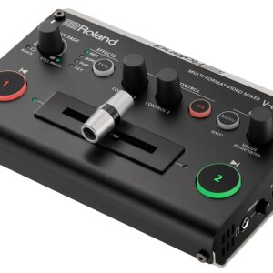 Roland V-02HD 2-channel HD Video Mixer
