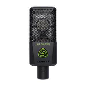 Lewitt LCT-240 Pro Condenser Microphone (Black)