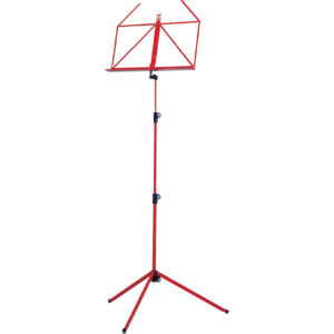 K&M Music Stand Red Color