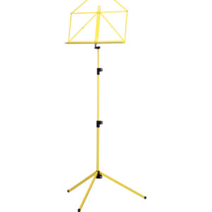K&M Music Stand Yellow Color