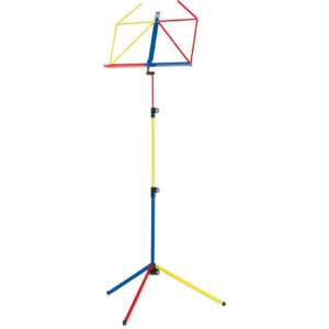 K&M Music Stand Rainbow Color