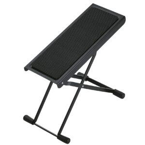 K&M Footrest Black Color