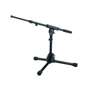 K&M Extra Low Design Microphone Stand for Bass Drums
