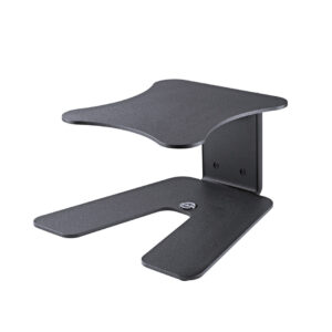K&M Table Monitor Stand - Structured Black Color
