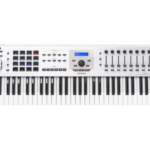 Arturia KeyLab 61 MkII 61-key Keyboard Controller - White