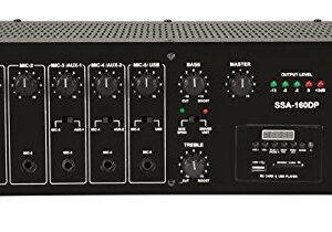 Ahuja SSA-160DP Amplifier