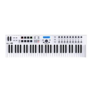 Arturia KeyLab Essential 61 Universal Midi Keyboard